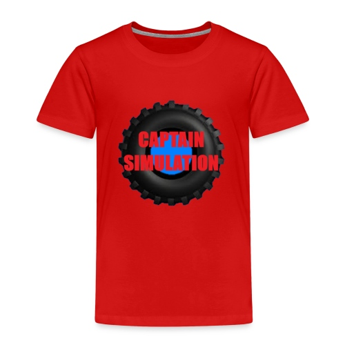 Logo with no blue background - Kids' Premium T-Shirt