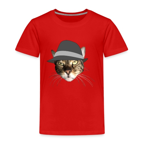 george hat - Kids' Premium T-Shirt