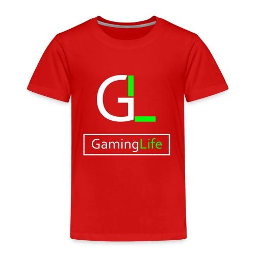 GamingLife Logo 2k18 - Kinder Premium T-Shirt