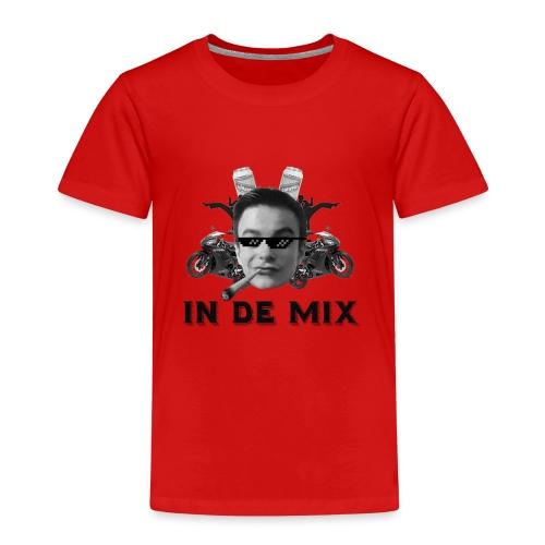Jenzo In De Mix T-shirt mannen - Kinderen Premium T-shirt