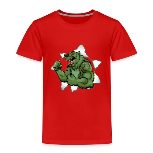 Vip3rBear Logo - Kids' Premium T-Shirt
