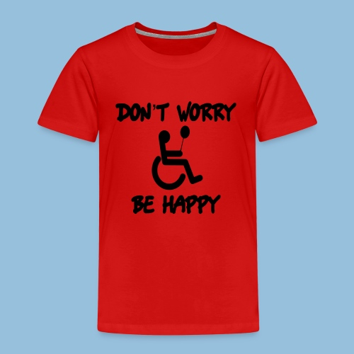 dontworry - Kinderen Premium T-shirt