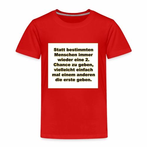Bestimmte Menschen - Kinder Premium T-Shirt