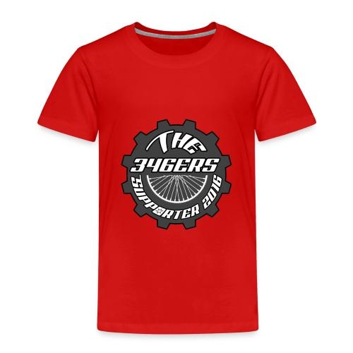 The 346ers Spokesbrothers Supporter Logo - Kinder Premium T-Shirt