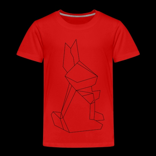 Rabbit - T-shirt Premium Enfant