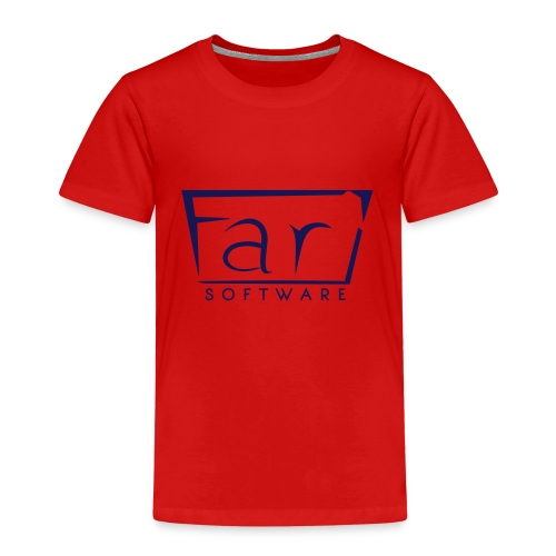 Fari Software Logo - Kinder Premium T-Shirt