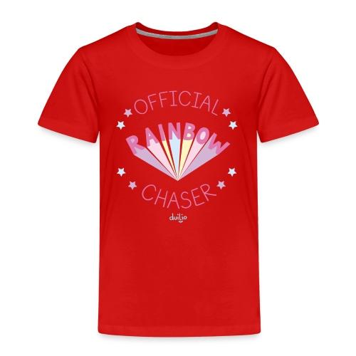 duilio rainbow chaser - Kinder Premium T-Shirt