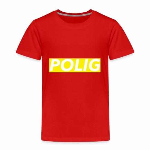 Polig-BoxLogo - Kinder Premium T-Shirt