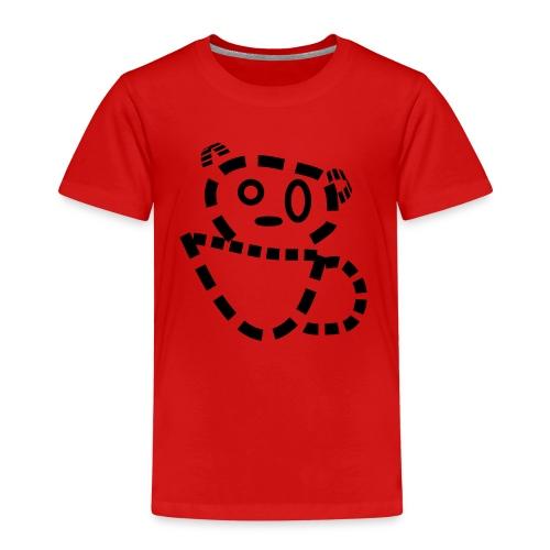 Katze Hund Kätzchen cat süß schmusekatze Geschenk - Kinder Premium T-Shirt
