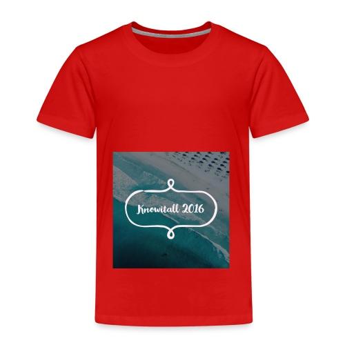 Knowitall 2016 - Kids' Premium T-Shirt