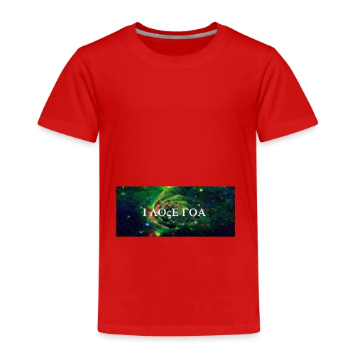 I LOVE GOA - Kinder Premium T-Shirt