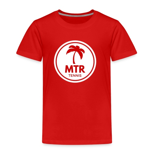 MTR Tennis White - Kids' Premium T-Shirt