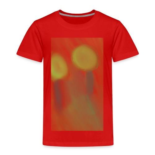 Der Verschwommene Wald - Kinder Premium T-Shirt
