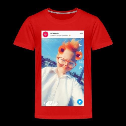 gafywstgfqiwd - Kids' Premium T-Shirt