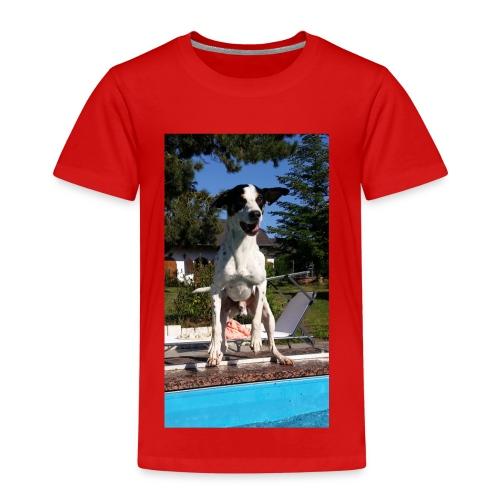 Süßer Hund - Kinder Premium T-Shirt