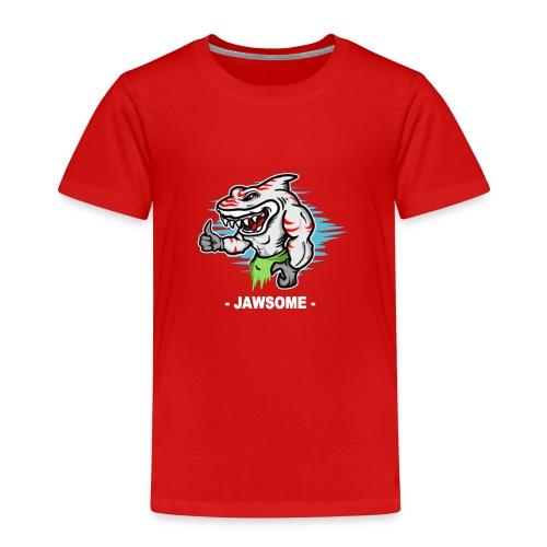 jawe some shark - Børne premium T-shirt