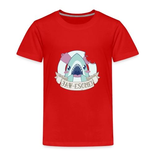 jawe some shark - Kids' Premium T-Shirt
