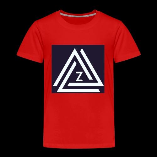 Blue Zovin Logo - Kids' Premium T-Shirt