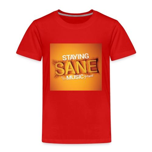 Staying Sane In The Music Game Design - Kids' Premium T-Shirt
