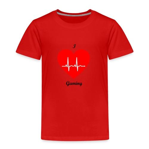 Ilovegaming - Kinder Premium T-Shirt