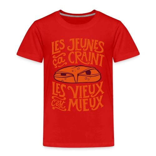 les jeunes ça craint - T-shirt Premium Enfant