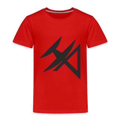 logo HA NEGRO - Kids' Premium T-Shirt