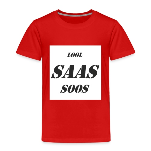 Saas - Kinder Premium T-Shirt
