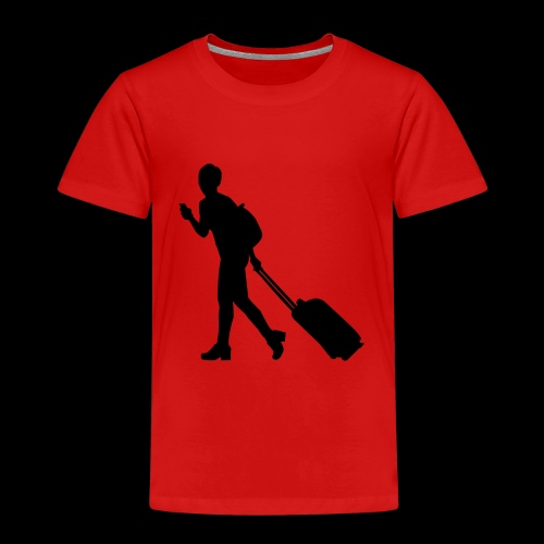travel - Kinder Premium T-Shirt