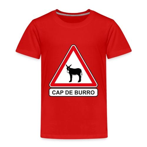 PANNEAU CAP DE BURRO - T-shirt Premium Enfant