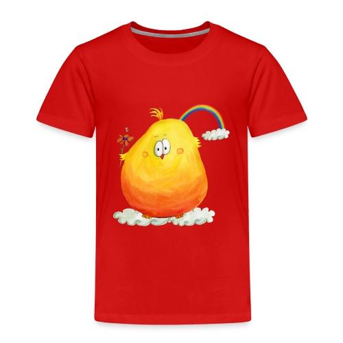Rainbowbirds sunny birdy - Kinder Premium T-Shirt