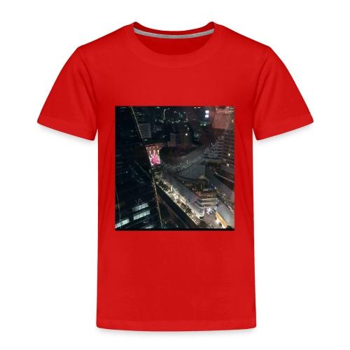 20180610 074419 Bangkok - Kinder Premium T-Shirt