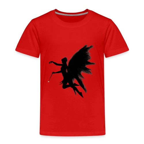 Fairy design angel with angelwings - Kinderen Premium T-shirt