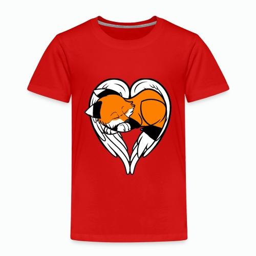 Schläfriger Engel Fluffy - Kinder Premium T-Shirt