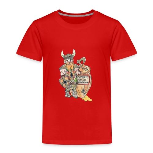 Wahre Helden, Wargosch der Zwerg - Kinder Premium T-Shirt
