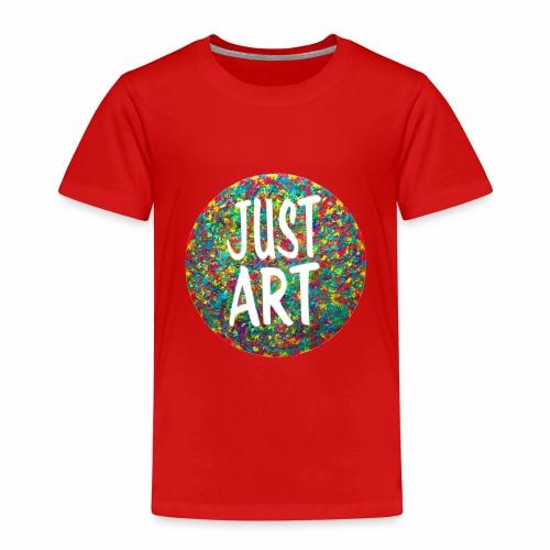 Kunst Edih Lassiat - Kinder Premium T-Shirt