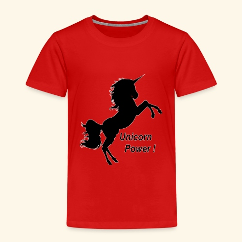 Unicorn Power - T-shirt Premium Enfant