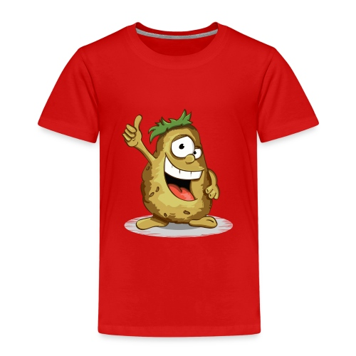 Denke positiv - Kinder Premium T-Shirt