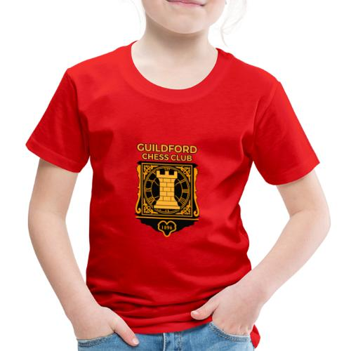 Guildford Chess Club - Kids' Premium T-Shirt