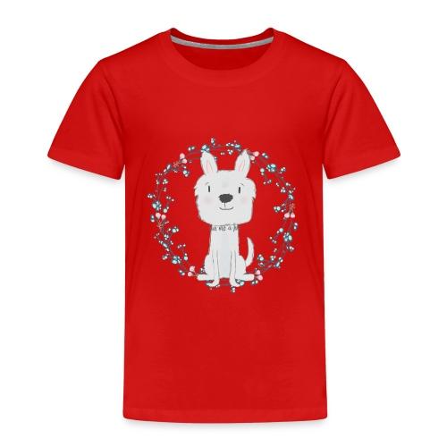 Hond | Hug - Kinderen Premium T-shirt