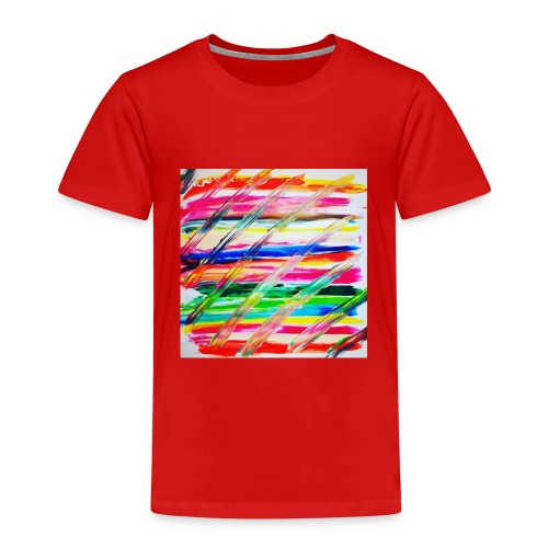 Rainbow Cross - T-shirt Premium Enfant