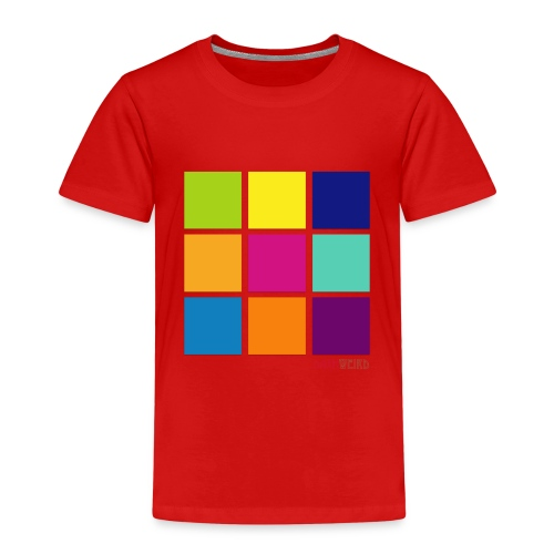 DarnWeird Nine - Kinderen Premium T-shirt