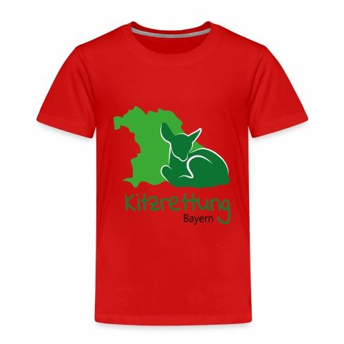 Logo Kitzrettung Bayern - Kinder Premium T-Shirt