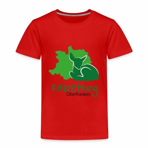 Kitzrettung Oberfranken - Kinder Premium T-Shirt