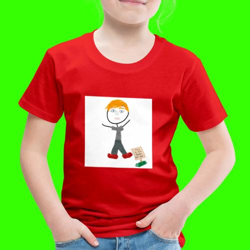 THE AUSTIN HALL (AKA THEBIGBEEFIS) TOUR - Kids' Premium T-Shirt