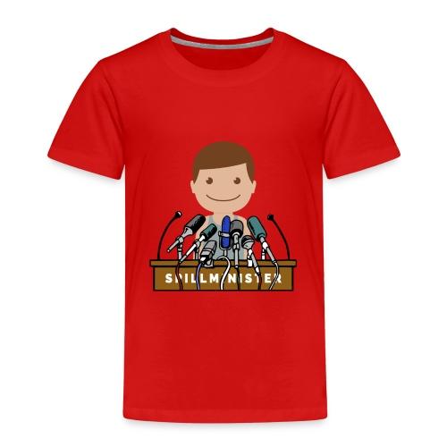 Spillminister logoen - Premium T-skjorte for barn