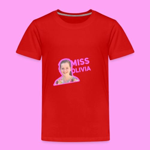 MissOlivia kindermerch - Kinderen Premium T-shirt