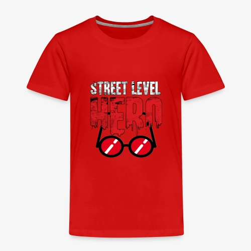 Street Level Hero - Kids' Premium T-Shirt