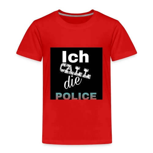Policefriends - Kinder Premium T-Shirt
