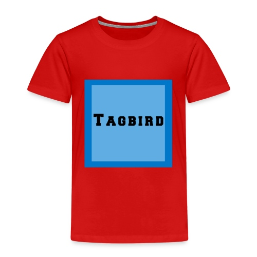 Tagbird's Design - Kinder Premium T-Shirt