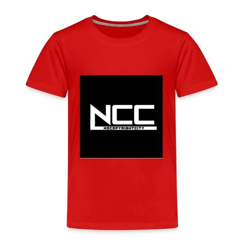 NoCopyrightCity (NCC) - Premium-T-shirt barn